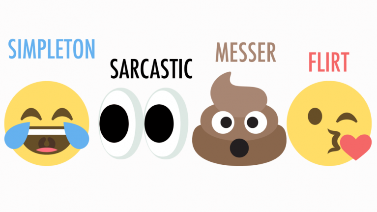 Here's what your most used emoji says about you...