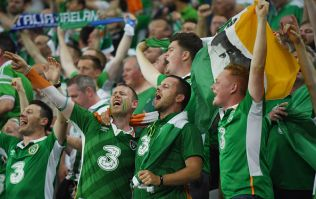 Irish fans to receive medal for sportsmanship by Paris Mayor