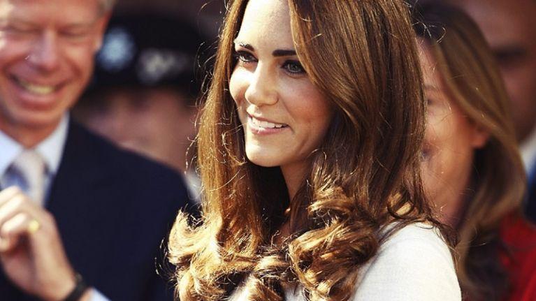 The €17 secret to Kate Middleton's gorgeous hair