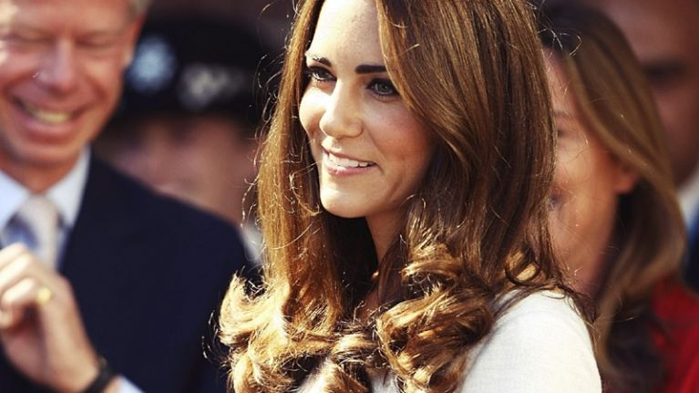 The €17 secret to Kate Middleton's gorgeous hair