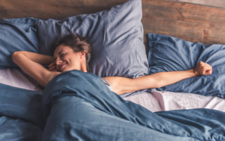 Women should spend more time in bed and men should get up, says study