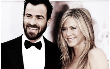 Jennifer Aniston and Justin Theroux share the secret to a happy marriage