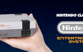 Nintendo are bring back the original NES console in time for Christmas