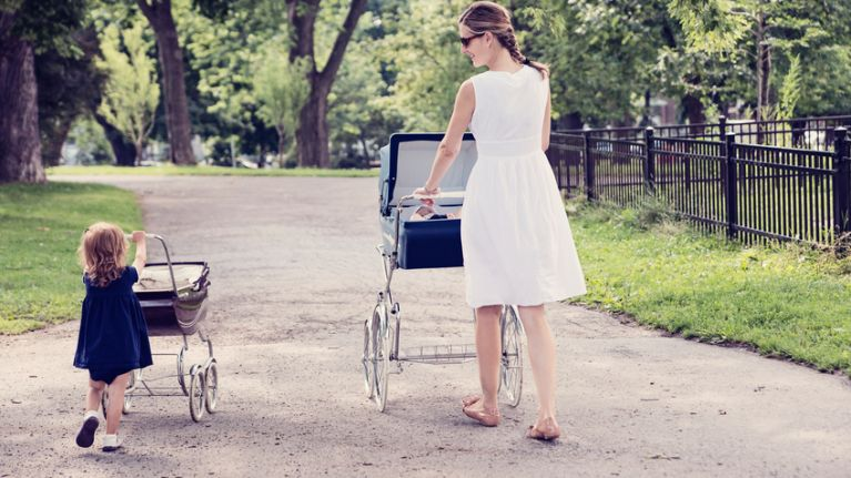 Parents warned not to make this common mistake with buggies in the heat