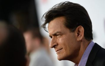Charlie Sheen faces backlash as he wishes death on Trump