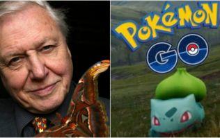 David Attenborough narrating Pokemon GO is absolutely marvellous