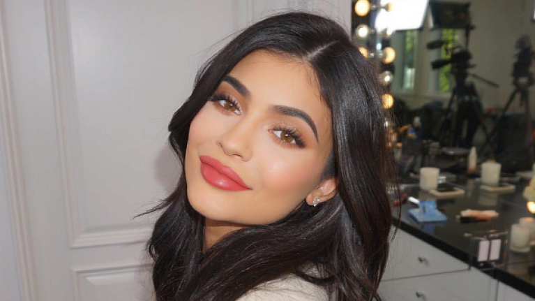 Kylie Jenner has just launched the Kyshadow makeup palette