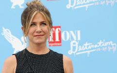 Jennifer Aniston moved to tears as she talks about her self-doubt and insecurities