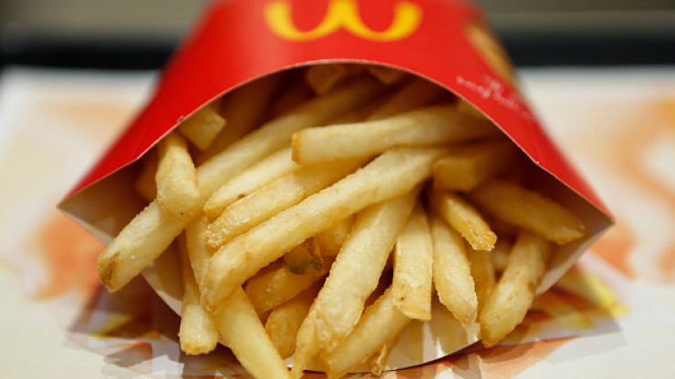 This is how to make McDonalds chips at home