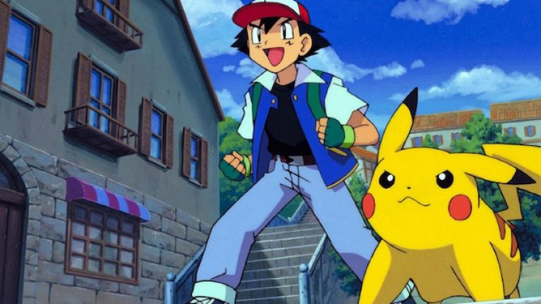The last person we expected is set to play Pikachu in a live-action Pokemon movie