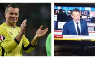 Watch two Sky Sports News presenters try (and fail) to read something in Irish