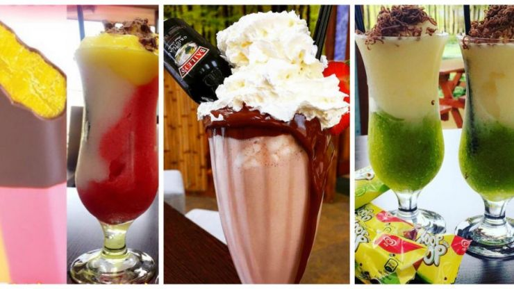 These Pubs Make Cocktails And Milkshakes From Baileys Ice Creams Biscuits And Chocolates Her Ie