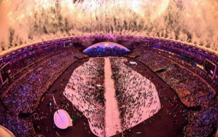 The Olympics started last night and people are already comparing the stadium to a vagina