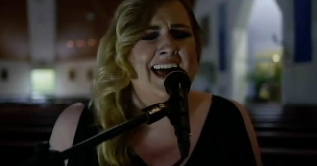 This Irish singer gives Adele a run for her money