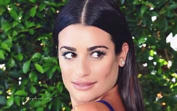 Lea Michele unveils another tribute tattoo to Cory Monteith and it's gorgeous
