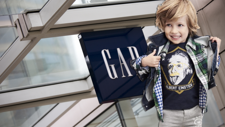 Gap is set to close all stores in the UK and Ireland
