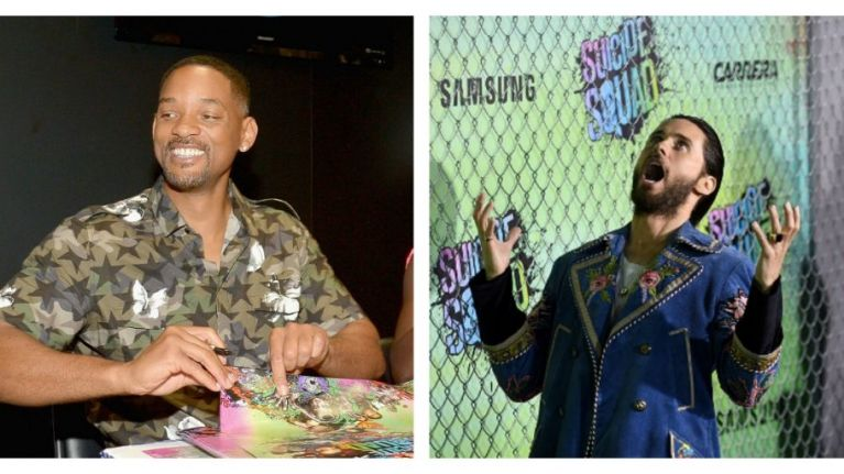 """Here's the truth about those Will Smith """"quotes"""" about Jared Leto that are going viral"""