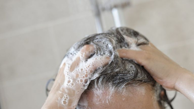 The step you're probably missing when washing your hair