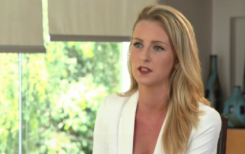 Michaella McCollum confirms she is expecting her first chid