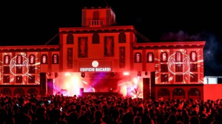 Casa Bacardi is set to be epic at Electric Picnic