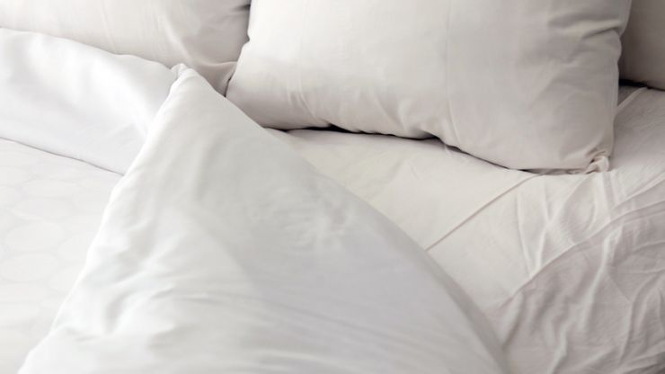 Here's why you should never make your bed, according to science