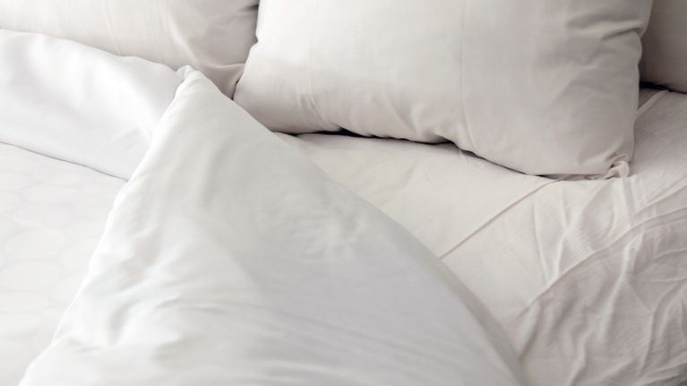 These Disposable Bed Sheets Are A Lazy Studentu0027s Dream