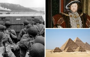 You should easily get 10/15 on this world history quiz