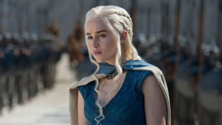 PIC: New waxwork of Daenerys Targaryen unveiled in Dublin