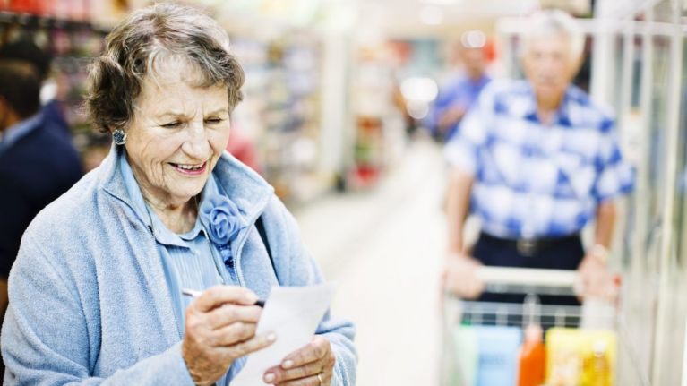 A British supermarket is doing something great for their elderly and disabled customers