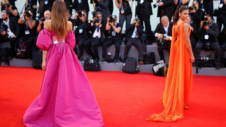 Everyone's talking about these red carpet gowns for all the wrong reasons