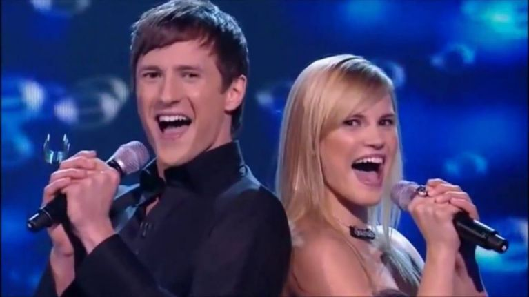 7599456a61 Remember the weird brother-sister duo from XFactor  Well he s totally  buffed up
