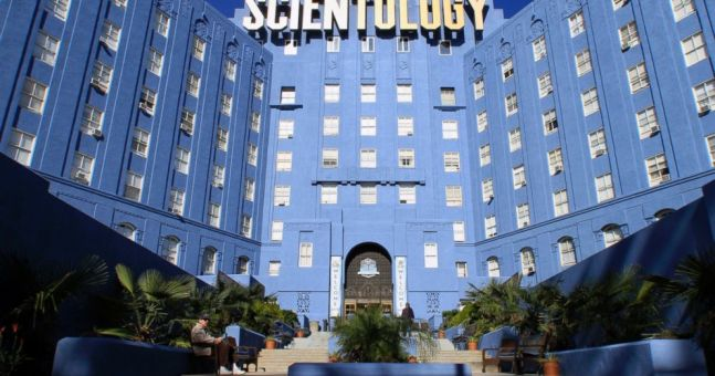 Irish community annoyed after Scientologists buy new building