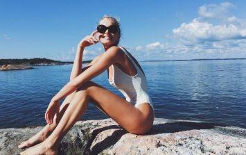 Victoria's Secret model Elsa Hosk shares what she eats in a day
