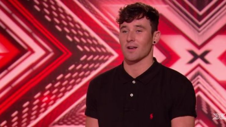 This guy just missed out on being in One Direction, returned for second chance