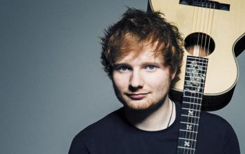 Ed Sheeran popped into a West Cork hotel for a fry-up over the weekend