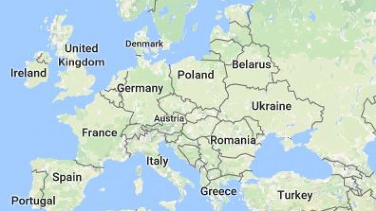 This map highlights best thing to see in each country in europe this map highlights best thing to see in each country in europe sciox Choice Image