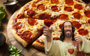 6 times Jesus presented himself in Irish people's food