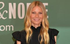 Gwyneth Paltrow and her new husband dressed up as the characters from A Star Is Born