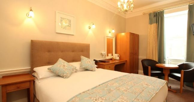 Win an overnight stay for two at The Castle Hotel in Dublin