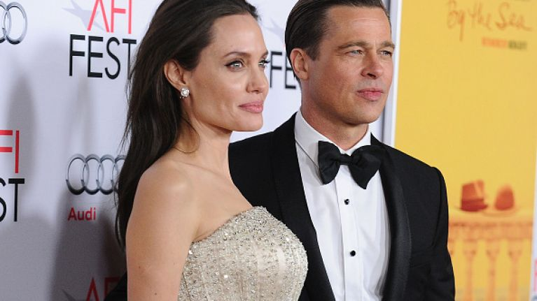 This company used Brangelina's divorce as a cheeky ad