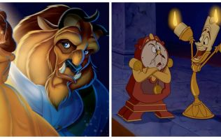 Can you name every character in 'Beauty And The Beast'?