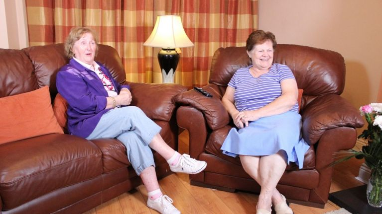 Gogglebox Ireland had everyone in tears last night as Eileen spoke about her son's death