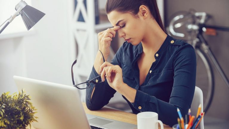 If you use these words a lot, you may be really stressed out