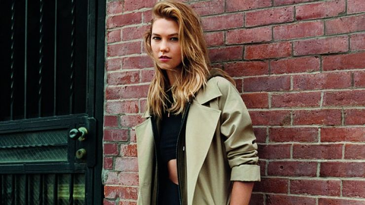 bc5ed69a5e Karlie Kloss Is The New Face Of Topshop And We Want Everything She s  Wearing