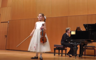 This 10-Year Old Music Prodigy Just Signed A Music Deal And We Should All Just Go Home Now