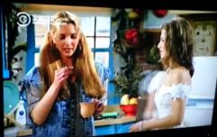 Did you spot this massive Phoebe mistake in the first episode of Friends?