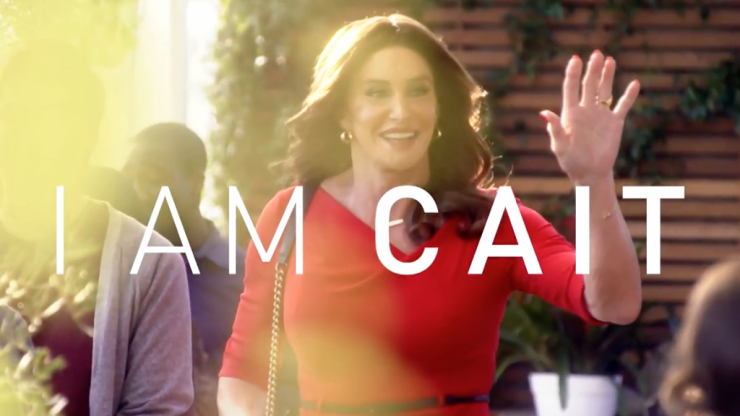 """Caitlyn Jenner:  """"I Don't See Dating Women in My Future"""""""