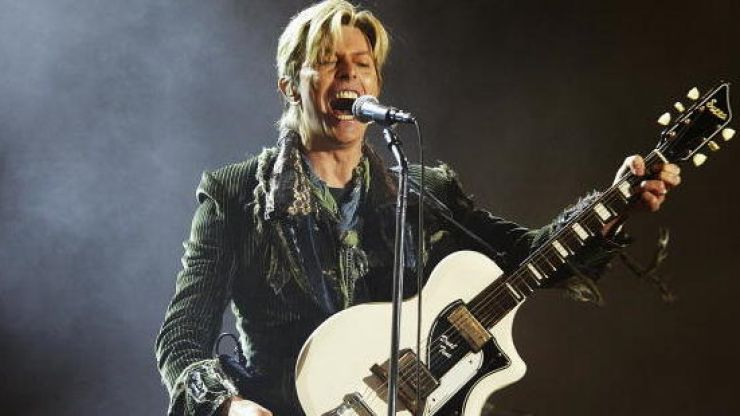 WATCH: David Bowie's Final Performance