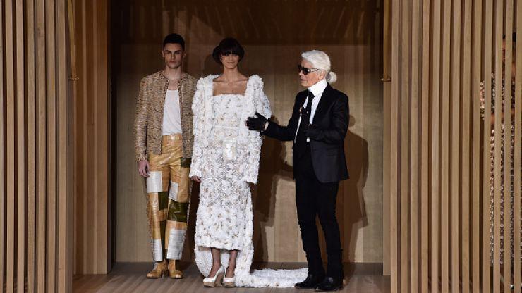All Hail Karl Lagerfeld - Chanel SS16 Wins Paris Fashion Week