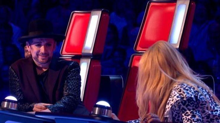 Boy George And Paloma Faith Have Explosive Row On The Voice UK